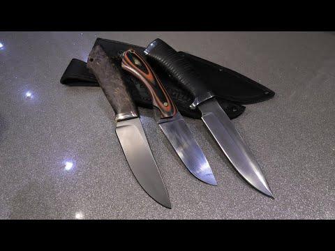 Лучшие ножевые стали. Проверка их на соответствие.