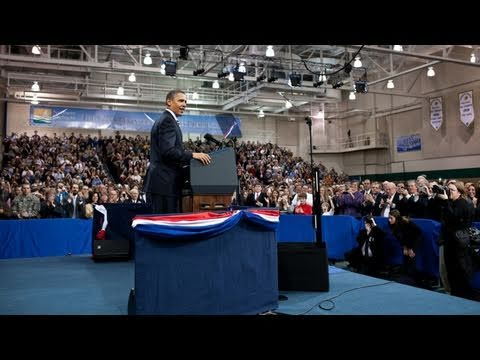President Obama on the National Wireless Initiative