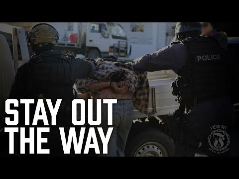 Stay Out The Way -  Don't get involved in the dope game - Prison Talk 11.2