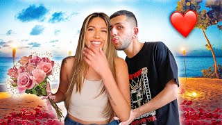 Surprising my Crush with her DREAM DATE!!