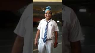 Sajna || punjabi song || sung by this liitle boy || Awesome voice || streeet talent 2017.