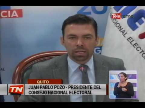 CNE invitará a OEA para observación electoral en 2017