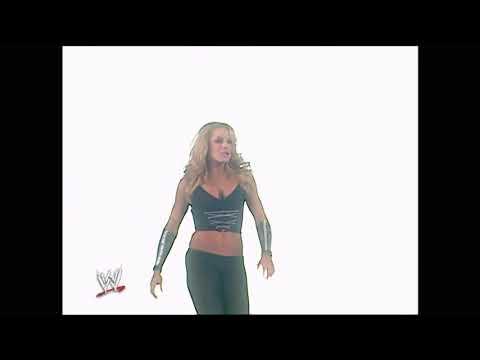 (720pHD): WWE RAW 04/03/2006 - Trish Stratus & Torrie Wilson vs. Candice Michelle & Mickie James