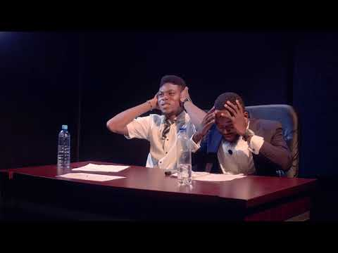 The Judges fell asleep! The Audition 16 Okpara opra minute (Nigerian Comedy)