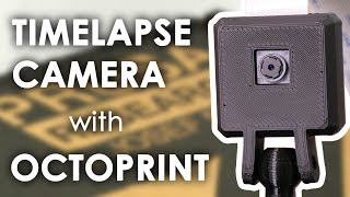 How to add a Camera to your Original Prusa i3 MK2 using OctoPrint