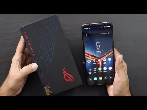 asus-rog-phone-2-most-powerful-android-unboxing-&-overview