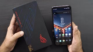 Asus ROG Phone 2 Most Powerful Android Unboxing & Overview