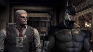 Batman: Arkham Asylum - PC Demo Gameplay - Part 1 of 2  [HD]