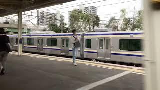 【2021年5月12日】E235系F-11編成配給列車 新川崎通過
