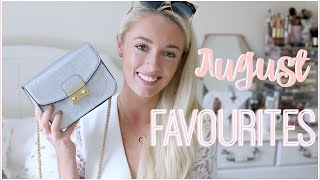 AUGUST FAVOURITES! Gucci Dupes, Makeup Essentials & More!   |   Fashion Mumblr