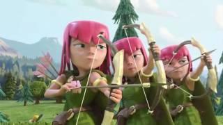Зіткнення Кланів Фільм Повний Зіткнення Кланів Мультик