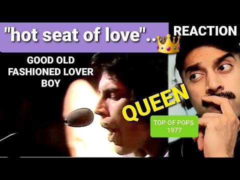 Good Old Fashioned Lover Boy (Top Of The Pops, 1977) - QUEEN - 1st Time Listen.