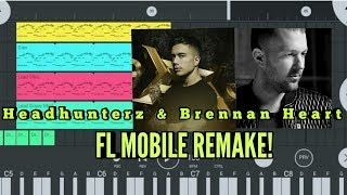 Fl Mobile 3 - Hardstyle (Headhunterz,Brennan Heart - Mf Point of Perfection)[Free Flm]