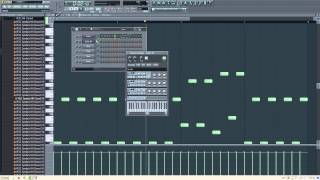 Zombie Nation Kernkraft 400 FL Studio Tutorial