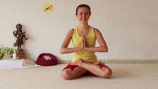 developing lotus flexibility  preparing yoga padmasana