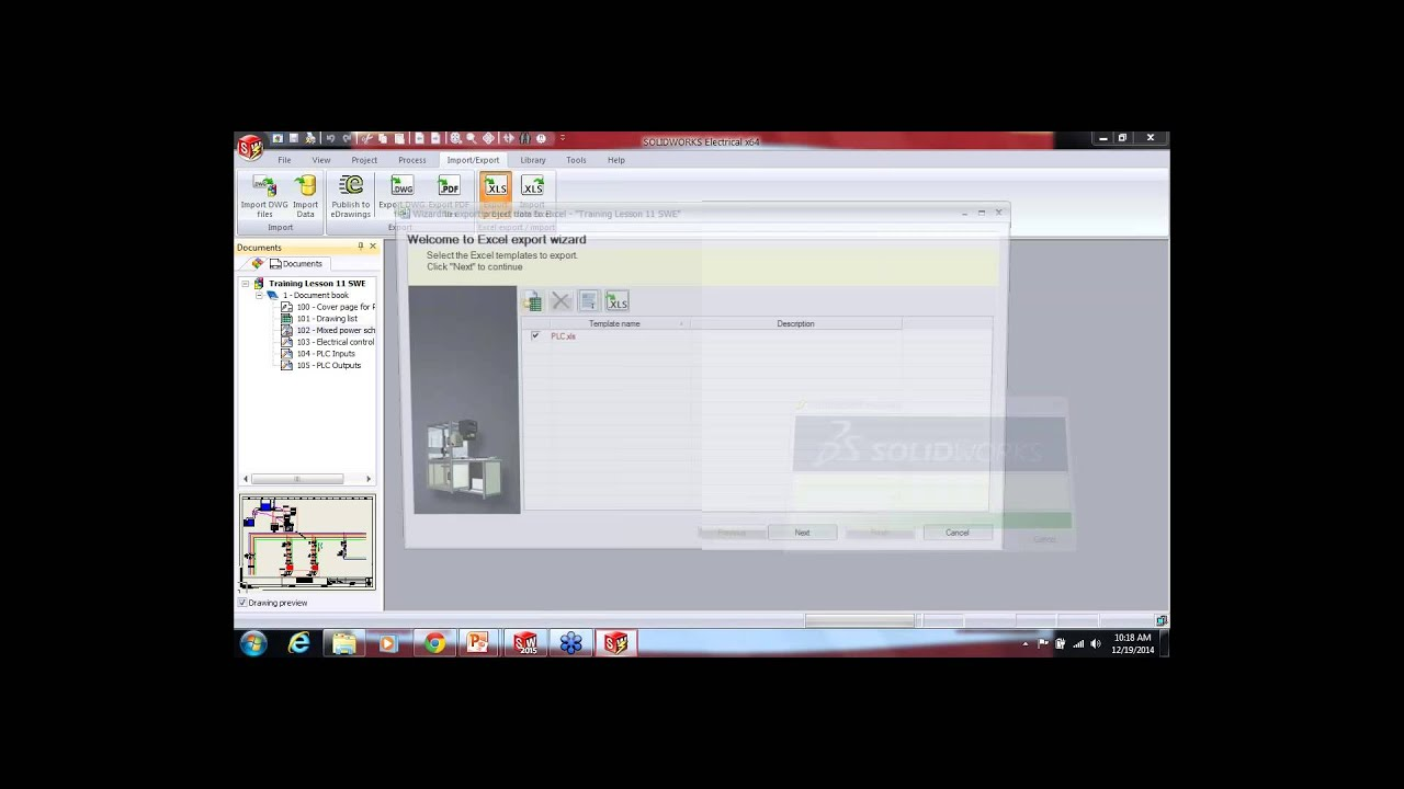 What S New In Solidworks 2015 Electrical Progression Cad Chat