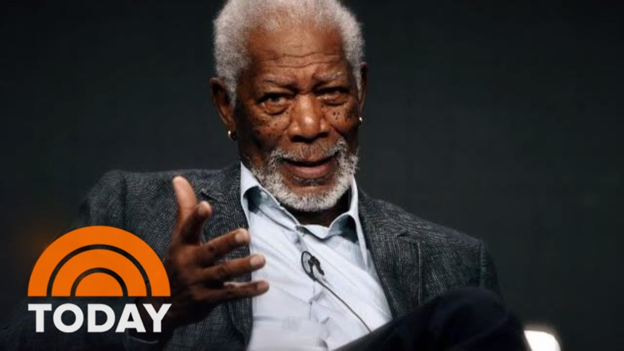 Morgan Freeman Fights Back | Against CNN Report About Harassment Allegations | TODAY