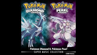 Pokémon Diamond & Pearl - The Great Marsh