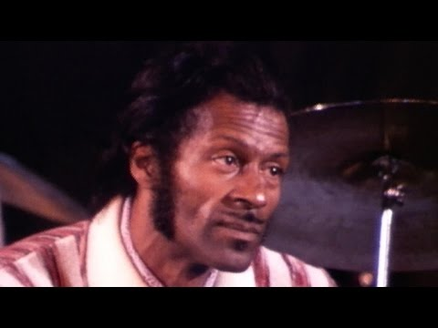 From 1972: Chuck Berry on his first hit,