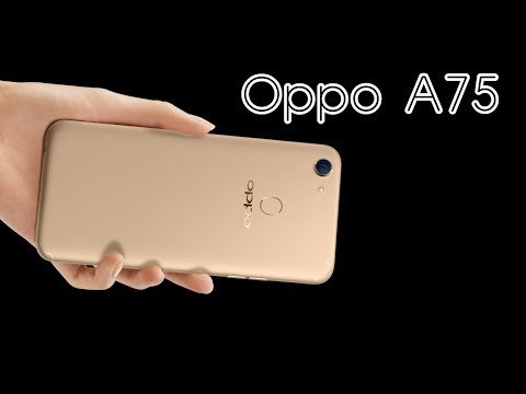OPPO A75 & A75s with AI based Camera Launched