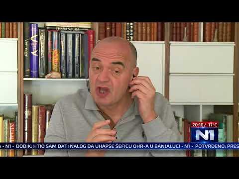 N1 Pressing: Duško Vujošević (18.10.2017.)