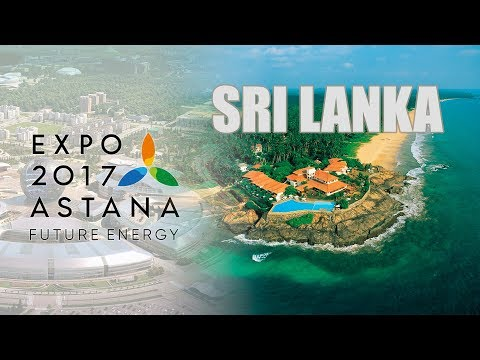 What Sri Lanka can teach us at EXPO 2017