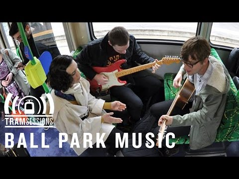 Ball Park Music - It's Nice To Be Alive | Tram Sessions