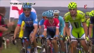 Cyclisme Tour de France 2014 - étape 2 York Ang - Sheffield Ang 201 km 06/07/2014 [Part 3/3]