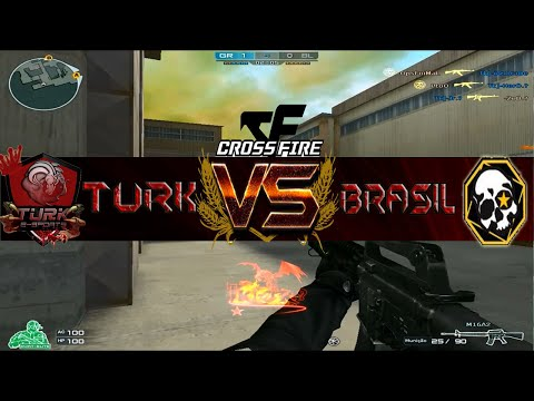 [CF] #29 Video De P.D Türk£mpëriåL Vs BRASIL™ | CROSSFIRE AL 2.0