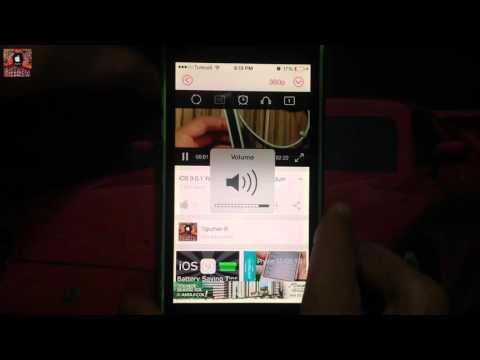 iPhone veya iPad'te YouTube'u Arka Planda Çalıştırma ve 3G'deyken Çözünürlüğü Değiştirmek