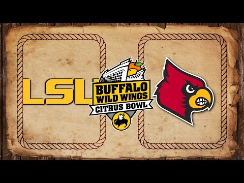 LSU vs. Louisville | Citrus Bowl Preview
