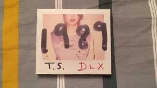 Taylor Swift - 1989 (Deluxe Edition) Unboxing