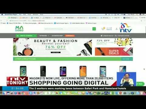 Safaricom's e-commerce platform Masoko goes live