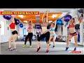 Senam Aerobic Zumba Gerakan Pemanasan Mengencangkan Otot Perut For women class