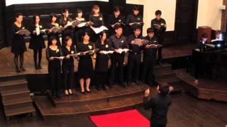 1 階段の上の子供 smc 混声3部合唱とピアノのための組曲 クレーの絵本 第1集 詩 谷川俊太郎 曲 三善晃 より