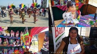 Festejo de la independencia de Bolivia  Vlog   MAKEUPBYVE
