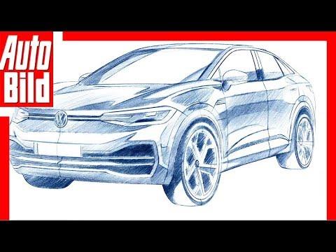 Zukunftsaussicht: VW I.D. Crozz (2020) Details / Erklärung