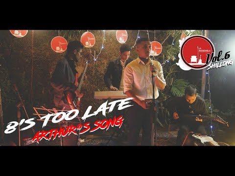 LR Sessions.in Volume 6 | 8's Too Late | 2018