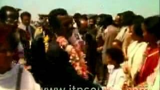 Mengistu Haile mariam Visits  zimbabwe