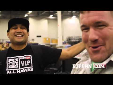 They're Baaack! -- More Story Time With BJ Penn And Matt Hughes