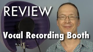 Review Aston Microphones Halo Vocal Filter