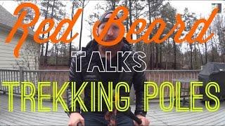 PCT Thru Hike - Trekking Poles