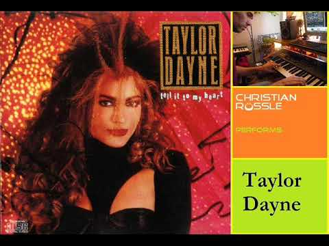 Taylor Dayne - Tell It To My Heart (Instrumental by Christian Rössle)