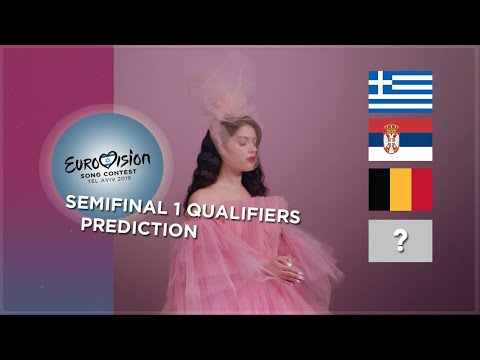 Semi-final 1 Qualifiers (Prediction) | Eurovision 2019