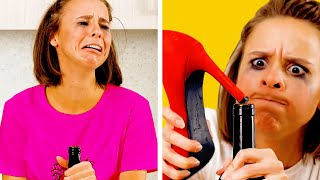30 UNUSUAL TRICKS WITH EVERYDAY ITEMS