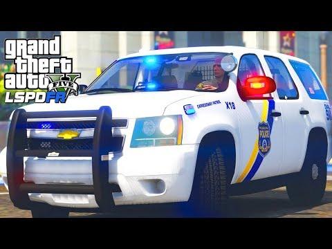 GTA 5 - LSPDFR #199 - Philadelphia Pennsylvania Police Chase