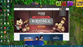 Hướng Dẫn Giảm Ping CFQQ bằng phần mềm Wegame   Điểm danh và Nhận event