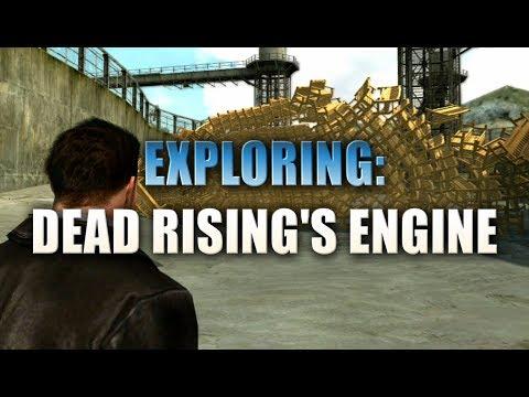 Exploring Dead Rising's Physics Engine