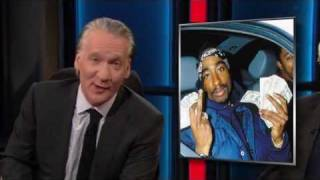 Bill Maher Slams Mitt Romney Hard, Compares Him to Rappers (Real Time New Rules 1-20-12)