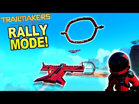 finishing-rally-mode-with-all-gold-stars!--trailmakers-early-access-gameplay